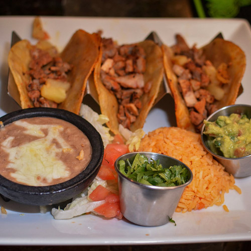 Lincoln Road Mexican Food