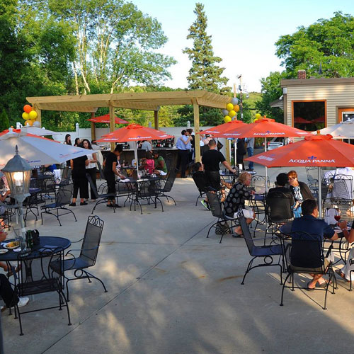 Terrazza Bistro Blackstone Valley Tourism