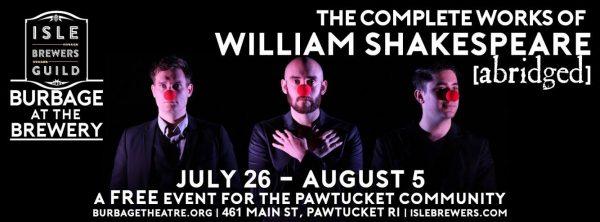 william shakespeare 37 plays