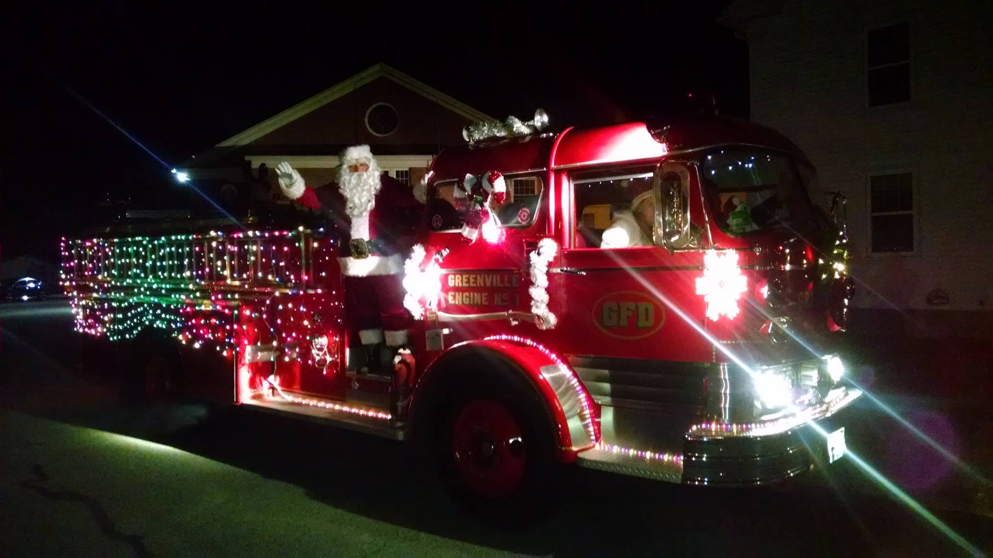 Smithfield Christmas Parade 2019 Smithfield's All Lit Up Christmas Parade – Blackstone Valley Tourism