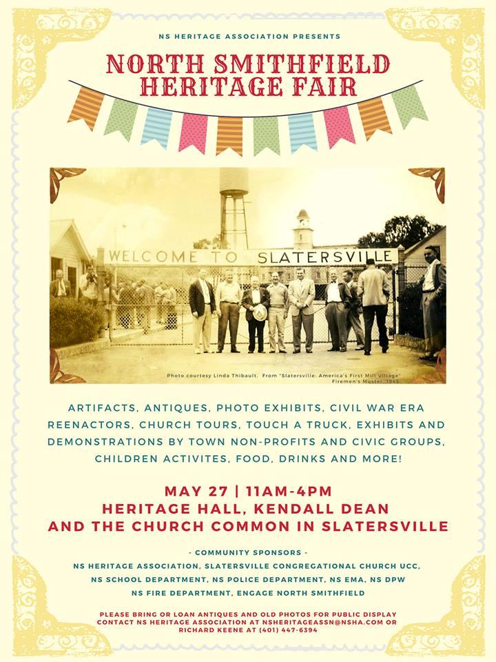 North Smithfield Heritage Fair – Blackstone Valley Tourism